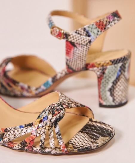 Sandales Nadette - Effet...
