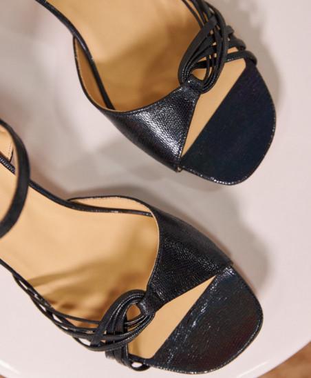Sandales Nadette - Noir