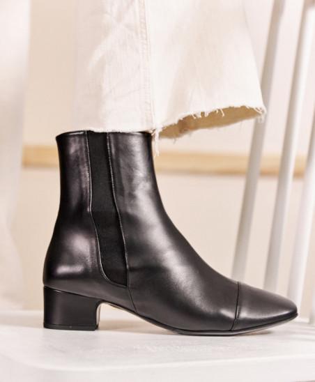 Chelsea Boots Laure - Noir...