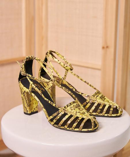 Sandales Audrey - Effet...