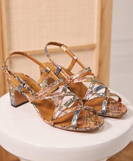 Sandales Maryse - Effet...
