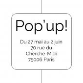 {Save the date} 🥐 Rendez-vous parisien ! On se retrouve en boutique ? Ouuuiiiiiii!!!   📆Quand? Du 27 mai au 2 juin 📍Où ? 70 rue du Cherche Midi - Paris 6ème  Je vous attends avec notre collection de chaussures et de maroquinerie 😎 👋🏼  __________  #popupstoreparis #boutiqueephemere #conceptstoreparis #creatricefrancaise #etreamischaussures #moderesponsable #boutiquecreateur #ideecadeaufetedesmeres