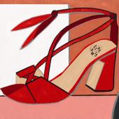 Collection Le Bouquet 💐  À retrouver sur notre site www.etreamis.fr  ________ #nouvellecollectionété #sandales #chaussuresfemme #chic #lebouquet